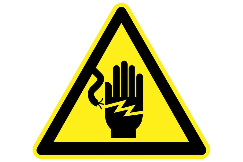 Protecting Yourself Against Electric Shocks